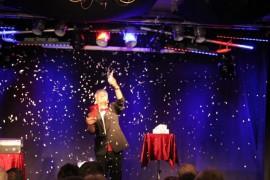 Bauchredner, Zauberkünstler, Comedian gesucht und gebucht