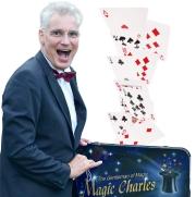 Zauberer, Zaubershow, Zauberer gesucht und gebucht für Weihnachtsfeier