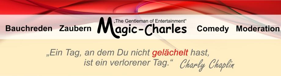 Bauchredner, Zauberer, Comedian, Comedy gesucht